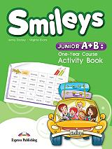 smileys junior a b one year course activity book photo