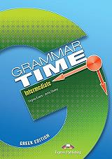 grammar time intermediate students book photo