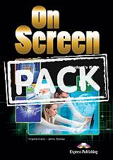 on screen b1 students book writing book iebook photo
