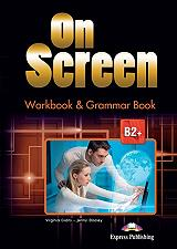on screen b2 workbook and grammar book digibook app photo