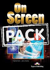 ON SCREEN B2+ STUDENTS PACK 1 WITH FCE PRACTICE EXAM PAPERS 1 βιβλία   εκμάθηση ξένων γλωσσών