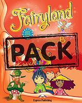 FAIRYLAND JUNIOR B POWER PACK βιβλία   εκμάθηση ξένων γλωσσών