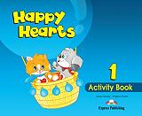 happy hearts 1 activity book photo