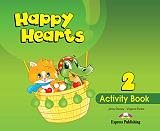 happy hearts 2 activity book photo