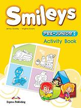 smileys pre junior activity book photo