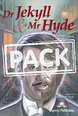 dr jekyll and mr hyde activity book audio cd photo