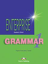 enterprise 1 grammar book english edition photo