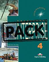 enterprise 4 studenst book audio cd photo