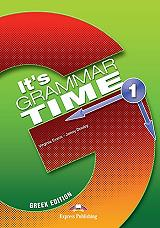 its grammar time 1 students book greek edition photo