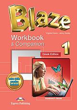 blaze 1 workbook companion students book photo