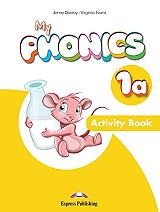 my phonics 1a activity book photo