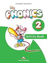 my phonics 2 activity book photo