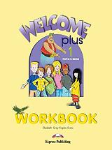 welcome plus 1 workbook photo