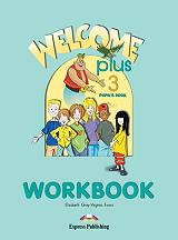 welcome plus 3 workbook photo
