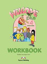 welcome plus 4 workbook photo