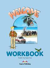 welcome plus 6 workbook photo