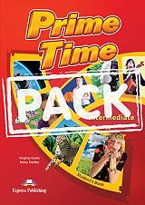 prime time intermediate students book iebook photo
