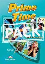 prime time upper intermediate students book writing book iebook photo
