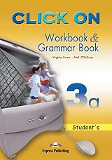 click on 3a workbook and grammar book photo