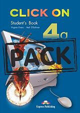 click on 4a students book cd photo