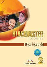 blockbuster 2 workbook photo