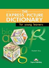 the express picture dictionary for young learners students book photo