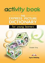 the express picture dictionary for young learners activity book photo