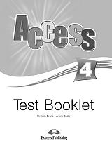 access 4 test booklet photo