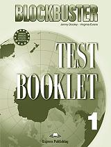blockbuster 1 test booklet photo