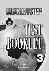 blockbuster 3 test booklet photo