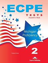 ecpe tests michigan proficiency 2 students book photo