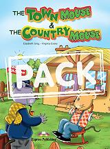 the town mouse and the country mouse cd dvd photo