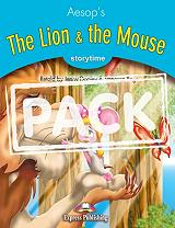 the lion and the mouse set with multi rom pal photo