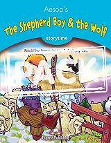 the shepherd boy and the wolf set with multi rom pal photo