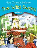 the wild swans set with multi rom pal audio cd dvd rom photo