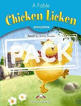 chicken licken set with multi rom pal audio cd dvd photo