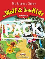 the wolf and the little kids audio cd dvd pal photo