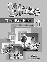 blaze 1 test booklet photo