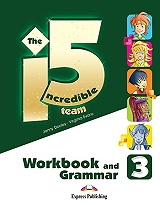 the incredible 5 team 3 workbook and grammar with digibook app photo