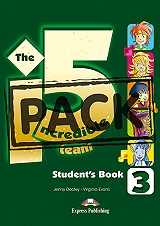 the incredible 5 team 3 students book iebook photo