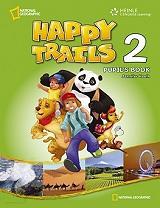 happy trails 2 pupils book cd photo
