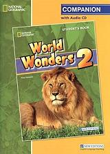 world wonders 2 companion audio cd photo