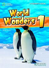 world wonders 1 students book cd photo