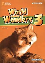 world wonders 3 workbook photo