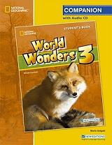 world wonders 3 companion with cd photo