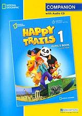 happy trails 1 companion cd pack photo