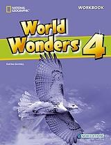 world wonders 4 workbook audio cd photo