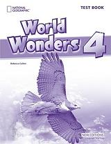 world wonders 4 test book photo