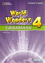 world wonders 4 grammar students book english edition photo