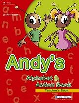 andys alphabet and action book teachers book photo
